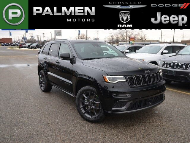 2019 Jeep Grand Cherokee Limited Racine WI