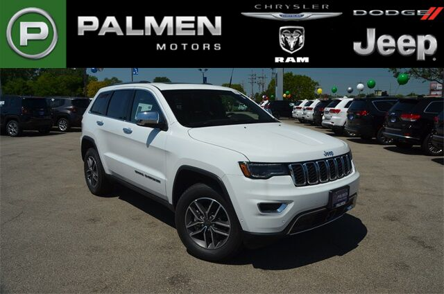 2019 Jeep Grand Cherokee Limited Racine WI