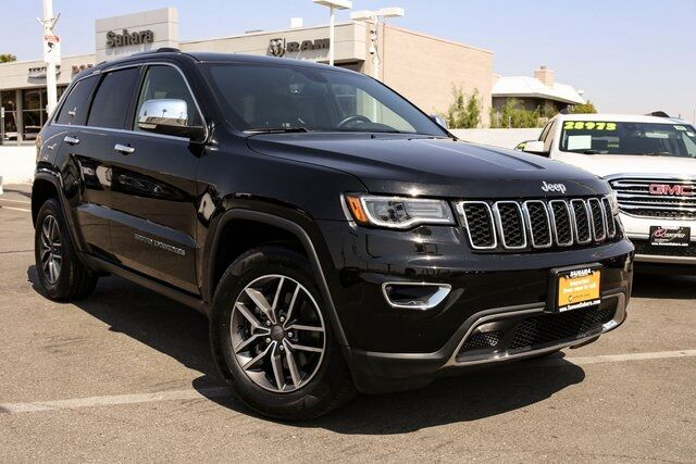 Used 2019 Jeep Grand Cherokee Limited In Las Vegas Nv