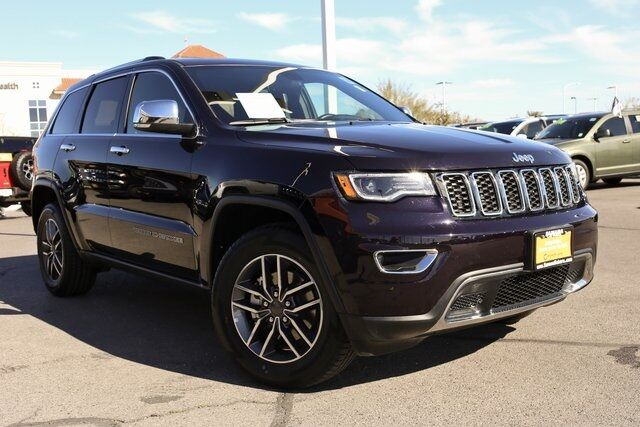 2019 Jeep Grand Cherokee Limited Las Vegas NV