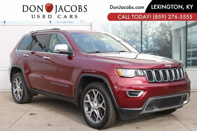 2019 Jeep Grand Cherokee Limited Lexington KY