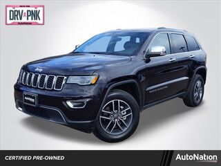 2019_Jeep_Grand Cherokee_Limited_ Littleton CO