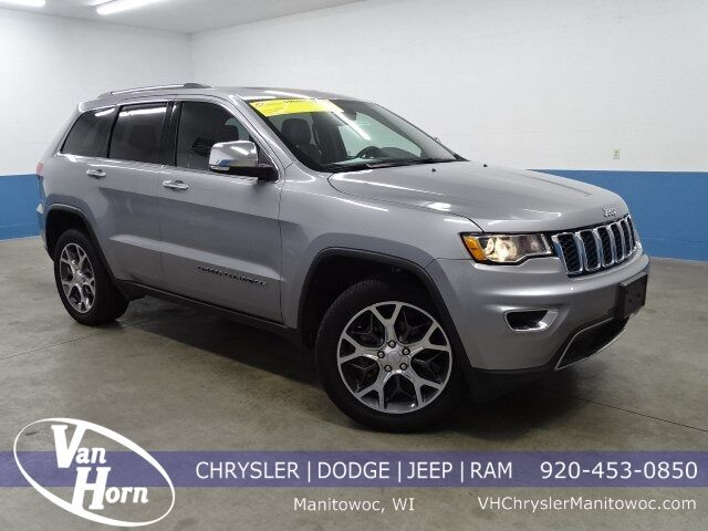 2019 Jeep Grand Cherokee Limited Manitowoc WI