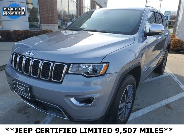 2019 Jeep Grand Cherokee Limited Mayfield Village OH