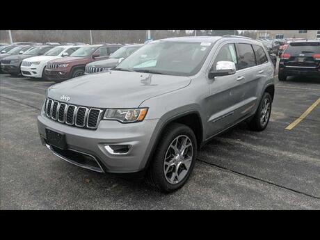 2019 Jeep Grand Cherokee Limited Milwaukee and Slinger WI