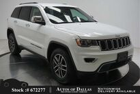Jeep Grand Cherokee Limited NAV,CAM,HTD STS,PARK ASST,18IN WHLS 2019