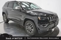 Jeep Grand Cherokee Limited NAV,CAM,PANO,HTD STS,PARK ASST,18IN WHLS 2019