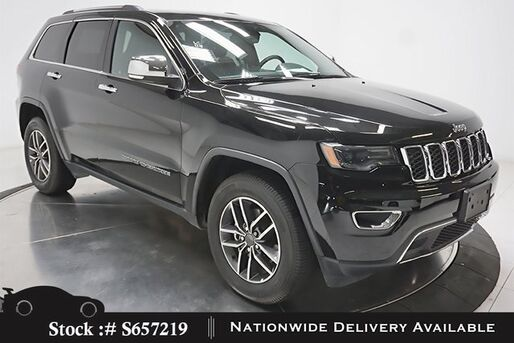 2019_Jeep_Grand Cherokee_Limited NAV,CAM,PANO,HTD STS,PARK ASST,18IN WHLS_ Plano TX