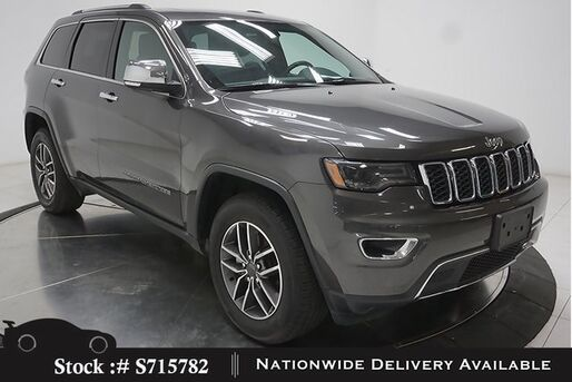 2019_Jeep_Grand Cherokee_Limited NAV,CAM,PANO,HTD STS,PARK ASST,HID LIGHTS_ Plano TX
