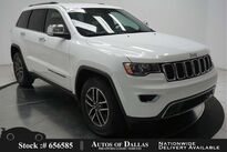 Jeep Grand Cherokee Limited NAV,CAM,PARK ASST,BLIND SPOT,18IN WHLS 2019