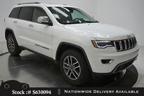 Jeep Grand Cherokee Limited NAV,CAM,SUNROOF,CLMT STS,BLIND SPOT 2019