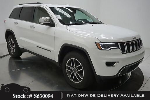 2019_Jeep_Grand Cherokee_Limited NAV,CAM,SUNROOF,CLMT STS,BLIND SPOT_ Plano TX