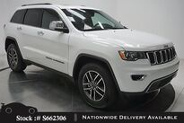 Jeep Grand Cherokee Limited NAV,CAM,SUNROOF,HTD STS,PARK ASST,18IN WLS 2019