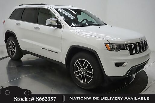 2019_Jeep_Grand Cherokee_Limited NAV,CAM,SUNROOF,HTD STS,PARK ASST,18IN WLS_ Plano TX