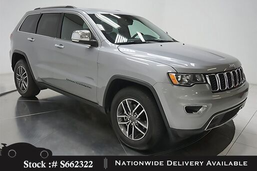 2019_Jeep_Grand Cherokee_Limited NAV,CAM,SUNROOF,HTD STS,PARK ASST,BLIND SP_ Plano TX