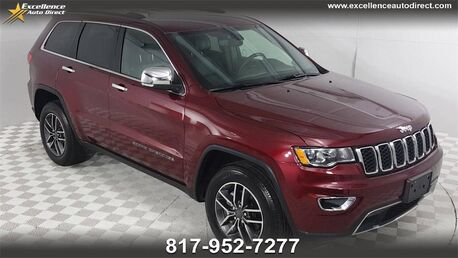 2019_Jeep_Grand Cherokee_Limited ONE OWNER, CRUISE CTRL, BCK-UP, BT,..._ Euless TX