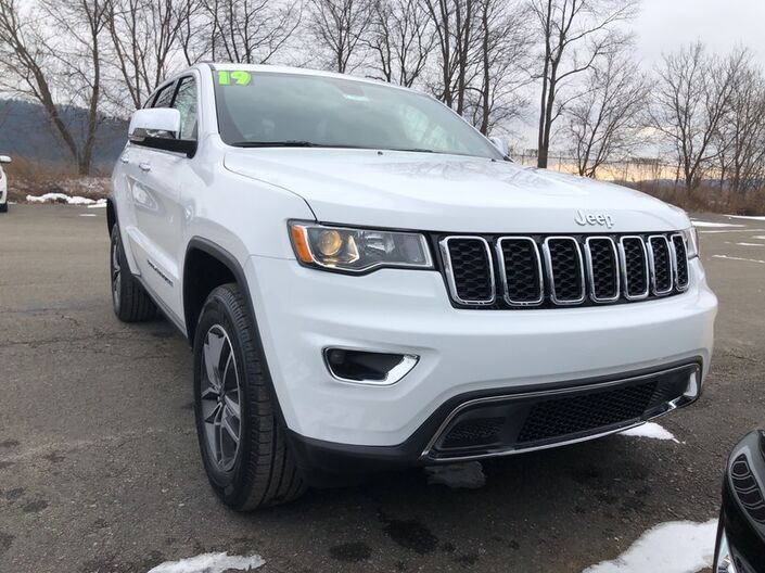 2019 Jeep Grand Cherokee Limited Owego NY