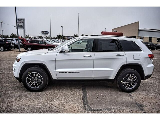 2019 Jeep Grand Cherokee Limited Pampa TX