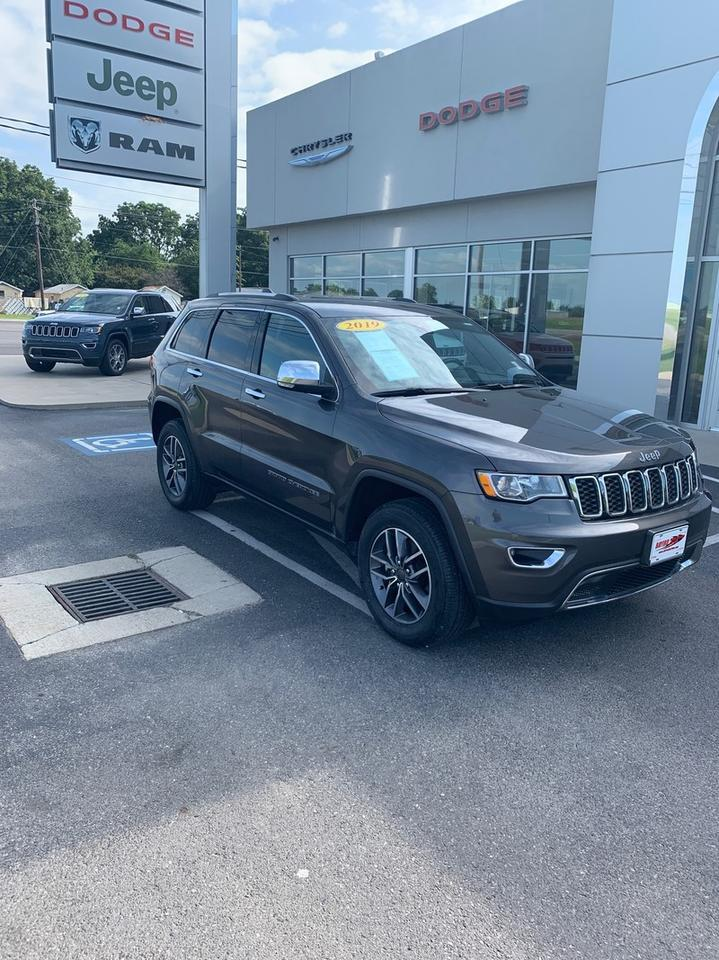 2019 Jeep Grand Cherokee Limited Kennett MO