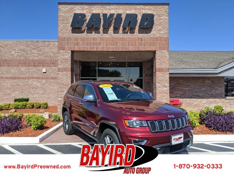 2019 Jeep Grand Cherokee Limited Jonesboro AR