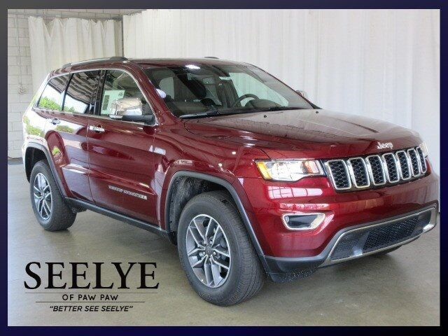 2019 Jeep Grand Cherokee Limited Paw Paw MI