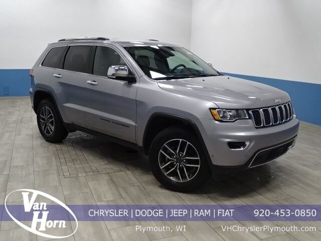 2019 Jeep Grand Cherokee Limited Plymouth WI