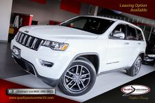 2019 Jeep Grand Cherokee Limited Power Sunroof Quick Order Pkg