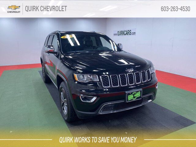 2019 Jeep Grand Cherokee Limited Manchester NH