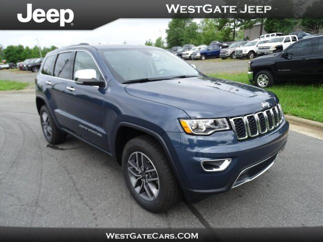 2019 Jeep Grand Cherokee Limited Raleigh NC