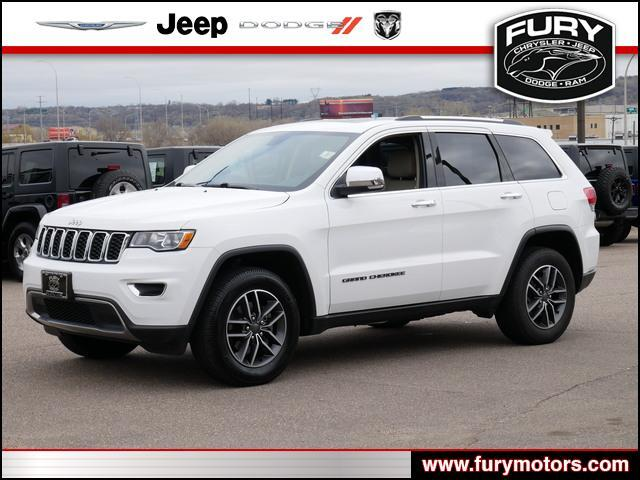 2019 Jeep Grand Cherokee Limited St. Paul MN