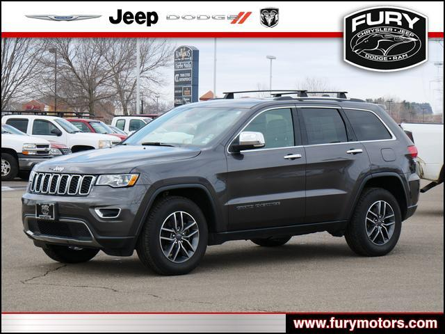 2019 Jeep Grand Cherokee Limited Oak Park Heights MN