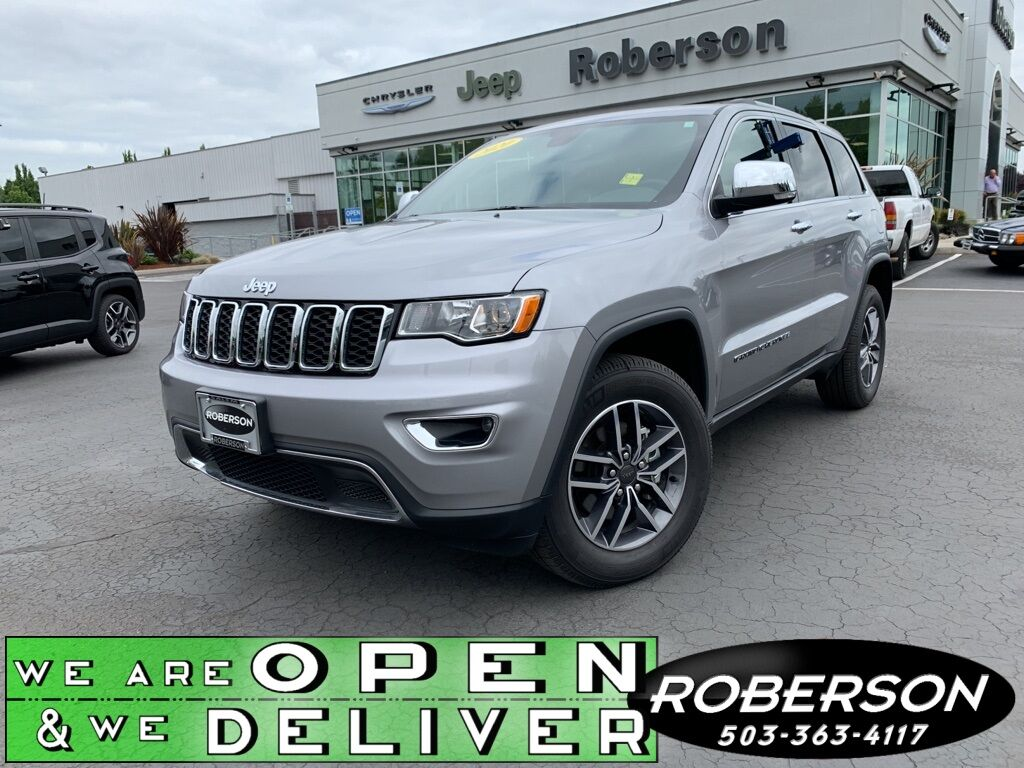 2019 Jeep Grand Cherokee Limited 1C4RJFBG0KC665662