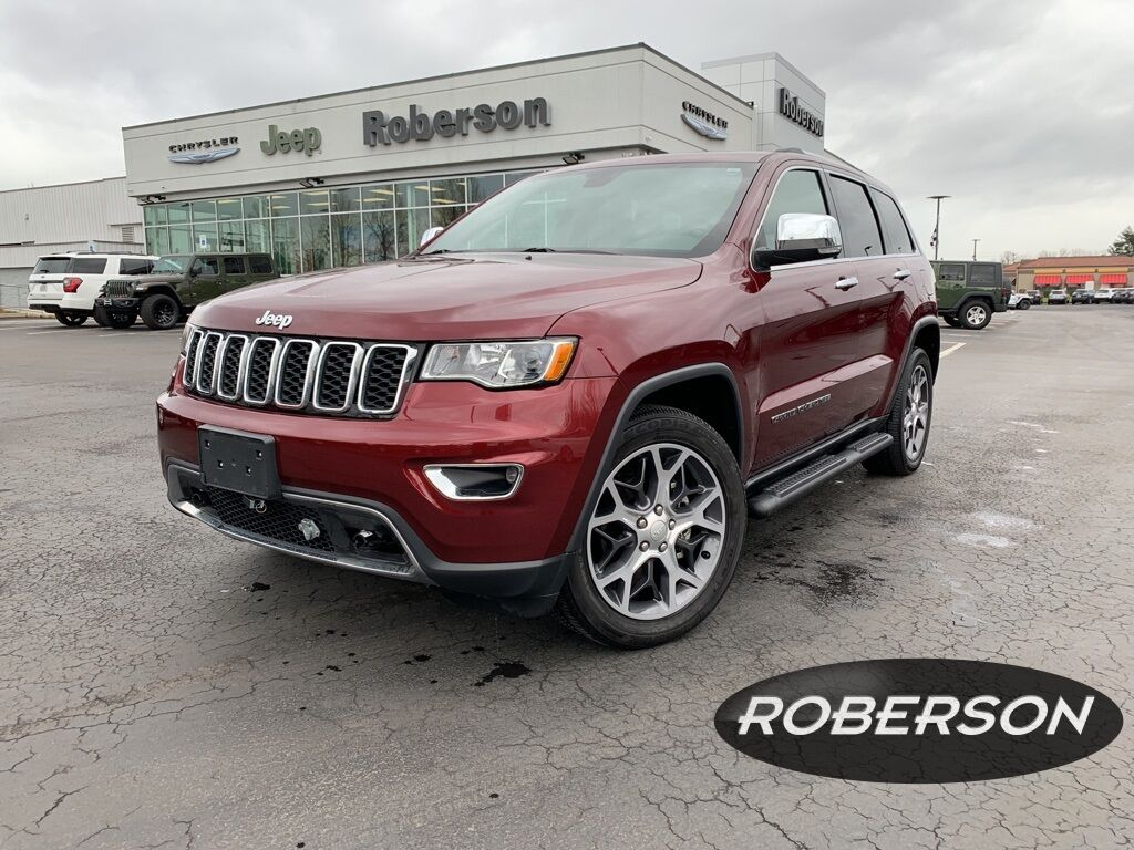 2019 Jeep Grand Cherokee Limited Salem OR