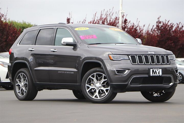2019 Jeep Grand Cherokee Limited Salinas CA