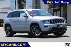 2019_Jeep_Grand Cherokee_Limited_ Salinas CA