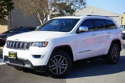 2019_Jeep_Grand Cherokee_Limited_ San Rafael CA