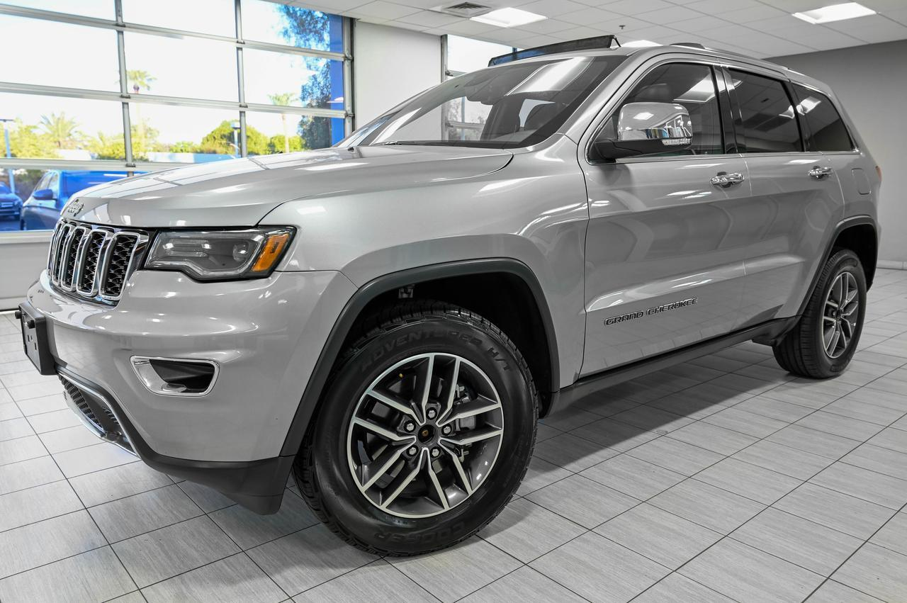 2019 Jeep Grand Cherokee Limited Peoria AZ