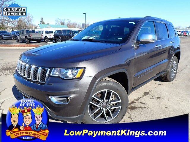 2019 Jeep Grand Cherokee Limited Monroe MI