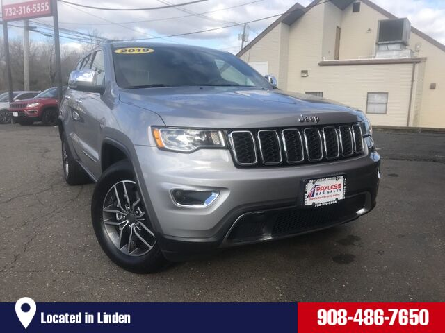2019 Jeep Grand Cherokee Limited South Amboy NJ