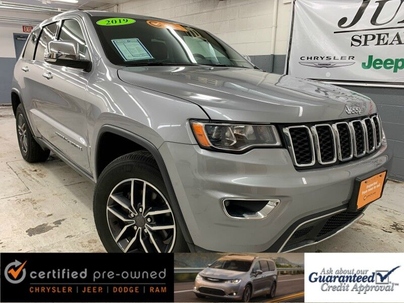 2019 Jeep Grand Cherokee Limited Spearfish SD