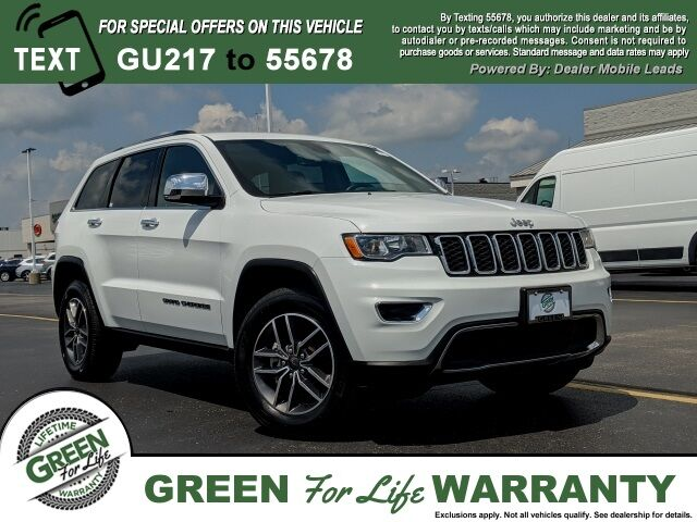 2019 Jeep Grand Cherokee Limited Springfield IL