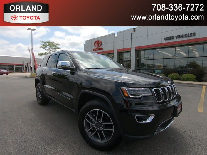 2019 Jeep Grand Cherokee Limited Tinley Park IL