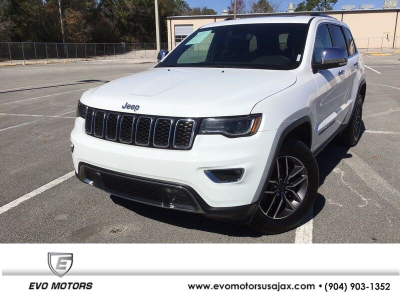 2019 Jeep Grand Cherokee Limited W/ LUXURY PKG. PANORAMIC ROOF. NAVI Jacksonville FL