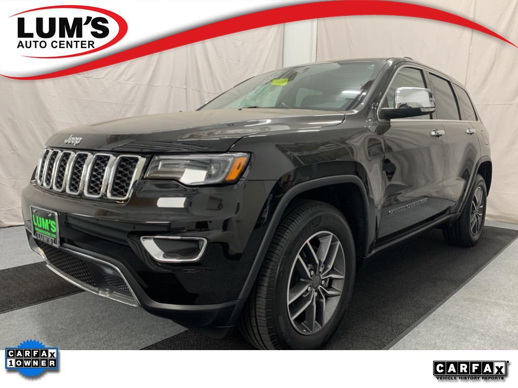 2019 Jeep Grand Cherokee Limited Warrenton OR