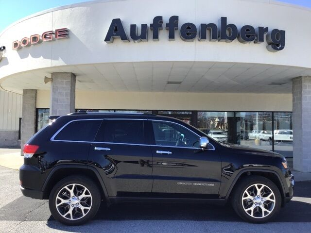 2019 Jeep Grand Cherokee Limited Herrin IL