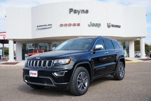 2019 Jeep Grand Cherokee Limited Weslaco TX