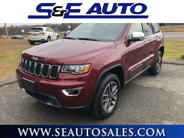 2019 Jeep Grand Cherokee Limited Weymouth MA