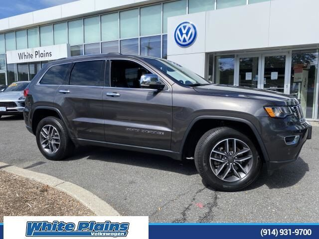 2019 Jeep Grand Cherokee Limited White Plains NY