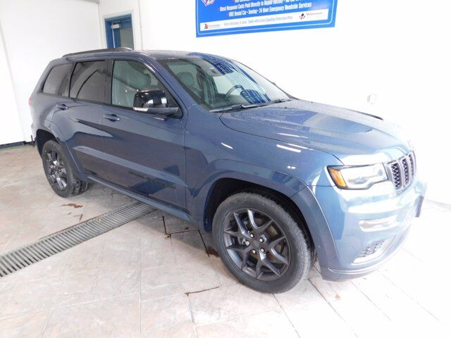 2019 Jeep Grand Cherokee Limited X 4X4 PANORAMIC ROOF LEATHER NAVI *WINTER TIRE PKG* Listowel ON