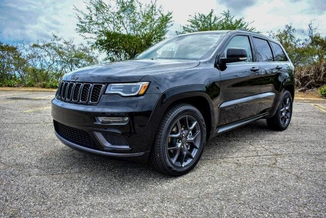 2019 Jeep Grand Cherokee Limited X Arecibo PR